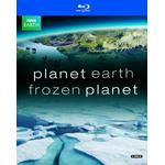 Frozen Planet & Planet Earth Box Set [Blu-ray][Region Free]